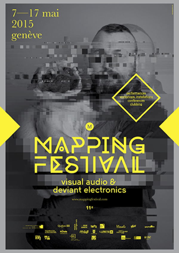 Affiche mapping 2015